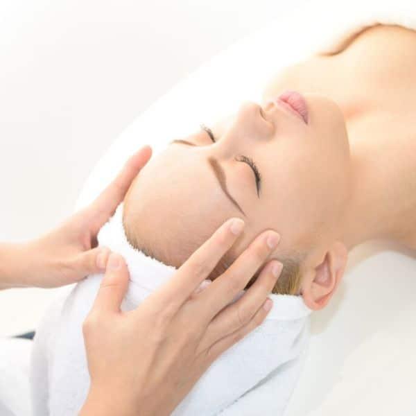 masaje lifting japonés