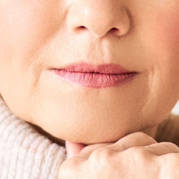 regeneración celular de labios