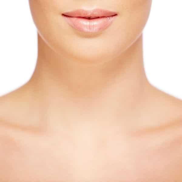 regeneración celular de cuello